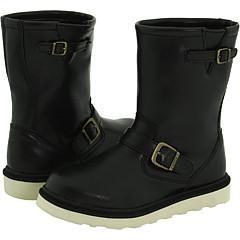 Lugz Engine Black/Cream Boots