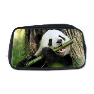Artsmith, Inc. Toiletry Travel Bag Panda Bear Eating