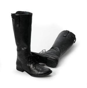 Born Womens Dark Black Crown Gilmore 6 B(M) US Shoes