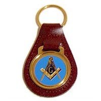Masonic Key Chain for the Freemason