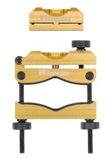 Wheeler Professional Reticle Leveling System Sports