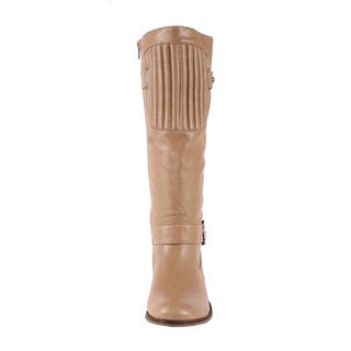 Jacobies by Beston Womens Cowgirl 1 Knee High Riding Boots