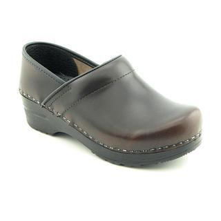 Sanita Womens Professional Cabrio Leather Occupational