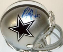 Leon Lett (Dallas Cowboys) Football Mini Helmet Sports