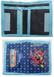 Disney Mickey Mouse All Star Outfielder Wallet Clothing