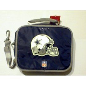 Dallas Cowboys NFL Football Insulated Lunch Bag Tote