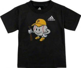 Pittsburgh Pirates Black Infant Baseball Rascal T Shirt