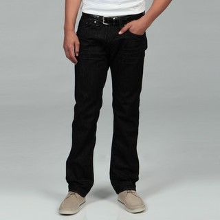 William Rast Mens Straight Leg Jeans