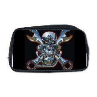 Artsmith, Inc. Toiletry Travel Bag Motorhead Skull