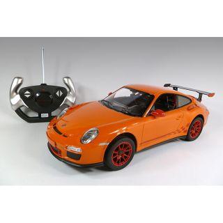 RC 114 Scale RTR Porsche 911 GT3 RS Orange Radio Control Car