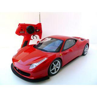 14 Scale Ferrari 458 Italia Radio Remote Control Sport Car