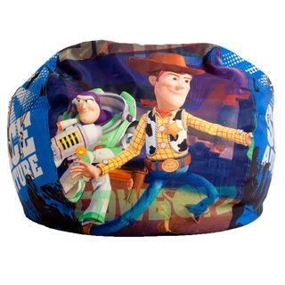 BeanSack Disney Toy Story Space Adventure Bean Bag Chair