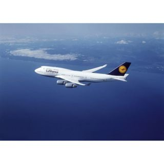 Boeing 747 Lufthansa easykit Revell   Cette maquette contient 47