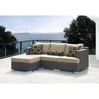 Sirio Morgan Modular 4 piece Sofa Patio Set