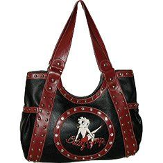 Betty Boop Signature Product Womens Betty Boop Bag BP1015