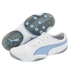 Puma Usan Wns White/Powder Blue Athletic