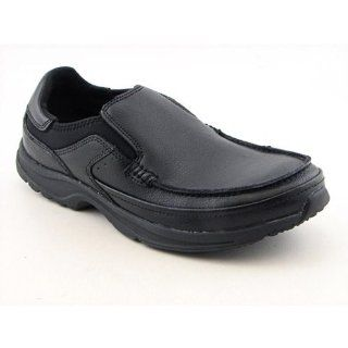 WV Slip On Mens Size 7 Black Loafers Leather Loafers Shoes Shoes
