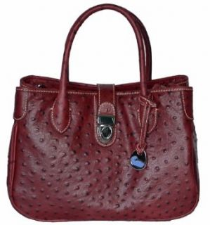 Dooney & Bourke Bordeaux Leather Small Double Handle Tote