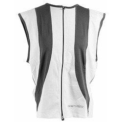 Cervelo Beta Top Sleeveless Triathlon Jersey Grey / White