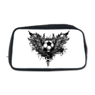 Artsmith, Inc. Toiletry Travel Bag Soccer Ball With Angel