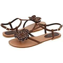 Madden Girl Adaline Brown Paris Sandals