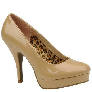 Unlisted Womens File System Platform Pump Unlisted Shoes