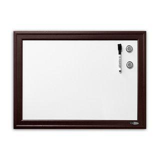 Quartet 17x23 Two tone Home Decor Magnetic Dry Erase Board