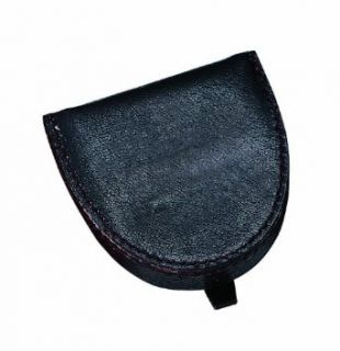 Royce Leather Tray Coin Holder 857 7 (Black) Clothing