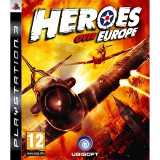 HEROES OVER EUROPE / JEU CONSOLE PS3   Achat / Vente PLAYSTATION 3