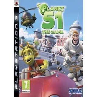 PLANET 51 / JEU CONSOLE PS3   Achat / Vente PLAYSTATION 3 PLANET 51