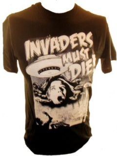 The Prodigy Mens T Shirt   Invaders Must Die Saucer
