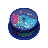CD   DVD   BLU RAY VIERGE CD R Extra protection 80 min 700 MB 52x 50