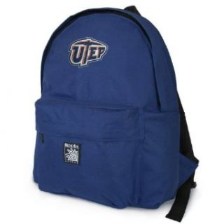 UTEP Miners Backpack Compact UTEP SMALLER than Cumbersome