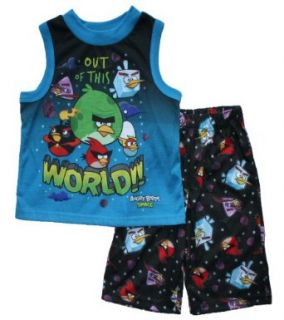 Angry Birds Space Out of This World Boys Pajamas (6/7