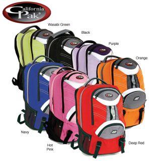CalPak Zen 18 inch Multi pocket Backpack