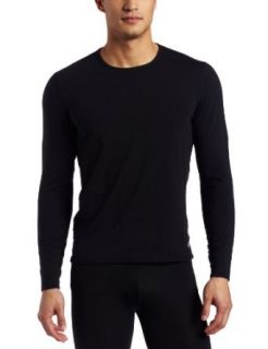 Hot Chillys Mens MTF 4000 Long Sleeve Crew Neck Shirt