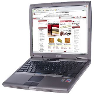 Dell Latitude D600 1.6GHz 40GB 14.1 inch Laptop (Refurbished