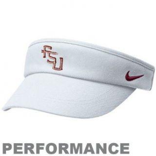 NCAA Nike Florida State Seminoles (FSU) White Coaches