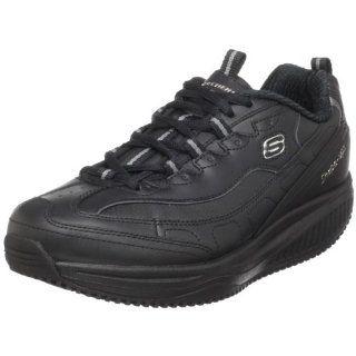 Skechers for Work Womens X Wear Routine Sneaker,Black,5 M US Shoes
