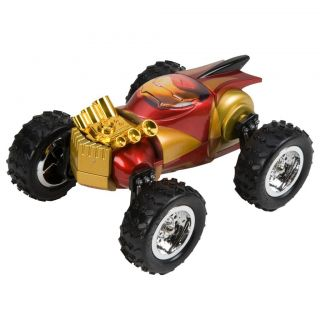 Marvel Regener8r 124 Scale Iron Man Toy Car