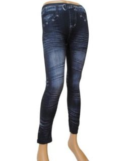 TheLees (RUS 019) Women Washing Jeans Printed Tight