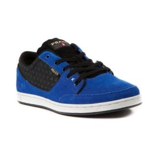 Praxis Mens GEO Skate Comfort Lace Up Running Sneakers Shoes