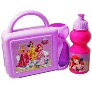 Disney Princess Royal, Cinderella, Bella Lunch Box With