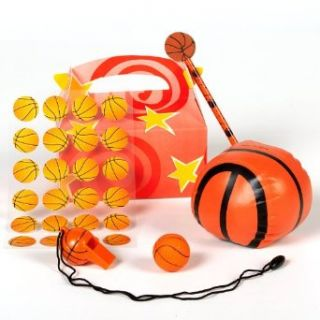 Basketball Fan Birthday Party Favor Box Party Accessory