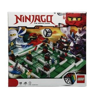 LEGO Ninjago The Board Game (3856)