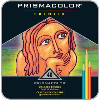 Prismacolor Premier 48 piece Colored Pencil Set