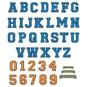 37 Alphabet appliqué   Achat / Vente Carte de broderie Brother 37
