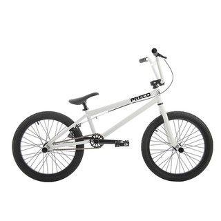 Preco PR5 20 inch White BMX Bike