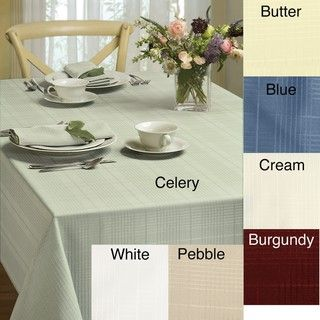 Simplicity 60x102 inch Oblong Tablecloth