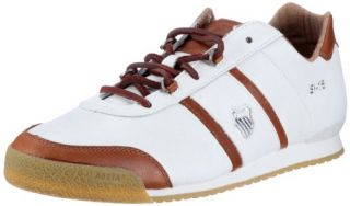 K Swiss SI 16 White Mens Sneakers Shoes